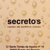 Centro de estética Secreto's