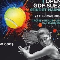 1er Open GDF SUEZ Seine et marne Val Maubuée