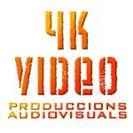 4k video Produccions Audiovisuals