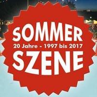 Sommerszene Mistelbach