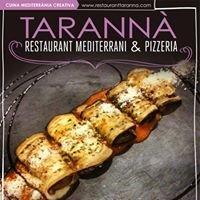 Restaurant Tarannà Mediterrani