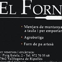El Forn de Vallfogona