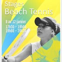 Académie Beach Tennis