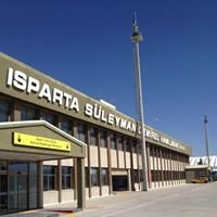 Isparta Süleyman Demirel Havalimanı