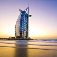Burj Al Arab, Jumeirah Open Beach Dxb UAE