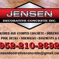 Jensen Decorative Concrete Inc.