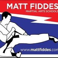 Matt Fiddes Martial Arts Whiteley