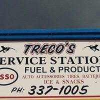 Treco's Service Station