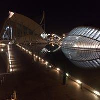 Oceanografic City Of Arts And Sciences Of Valencia, Spain