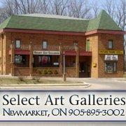 Select Art Galleries