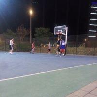 Jlt Basketball Court