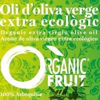 Orgànicfruit Oli