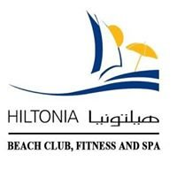Hiltonia Beach Club, Fitness & Spa