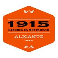 1915 sabores