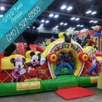 WOW Event and Party Rentals: San Antonio Bounce Houses