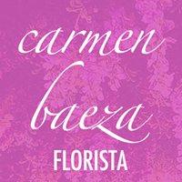 Carmen Baeza. Florista y organizadora de eventos