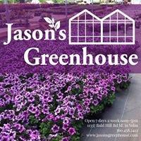 Jason's Greenhouse