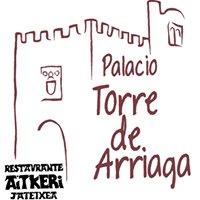 "Palacio Torre De Arriaga Restaurante ""Aitkeri"" Restaurante Bodas Comuniones"