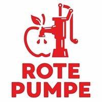 Rote-Pumpe Straußwirtschaft