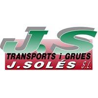 Transports i Grues J. Solés