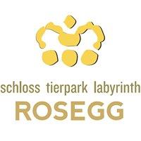 Tierpark, Schloss & Labyrinth Rosegg