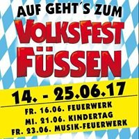 Volksfest Füssen