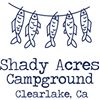 Clear Lake Campground California