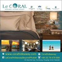 Le Coral Hideaway , luxury all sea view boutique beach resort, Natai beach