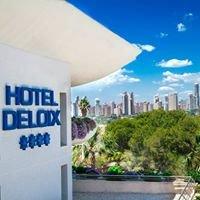 Hotel Deloix Aqua Center Benidorm