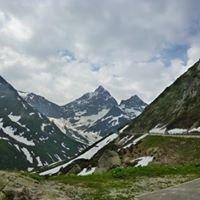 Sustenpass 2240m