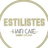 Haircafe Gemma Solana Estilistes Solana