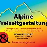 Alpine Freizeitgestaltung & Eventmanagement
