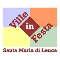 Ville in Festa - Santa Maria di Leuca