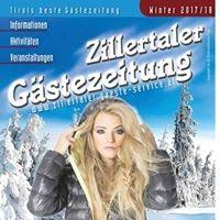 Zillertaler Gästezeitung - Zillertaler Infozeitung