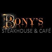 Bony's Steakhouse & Cafe