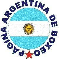 Página Argentina de Boxeo