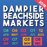 Dampier Beachside Markets