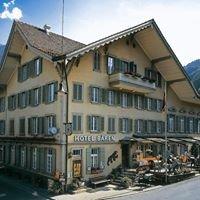 Hotel Bären Wilderswil