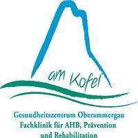 Gesundheitszentrum Oberammergau -  Fachklinik am Kofel