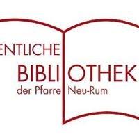 Öffentliche Bücherei Neu-Rum