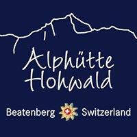 Alphütte Hohwald