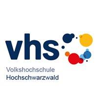 Volkshochschule Hochschwarzwald - VHS