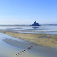 Mont Saint-Michel and its Bay