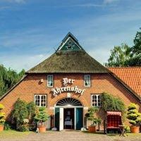"""Restaurant """"Der Ahrenshof"""""""
