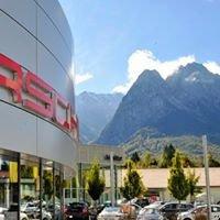 Porsche Zentrum Garmisch-Partenkirchen