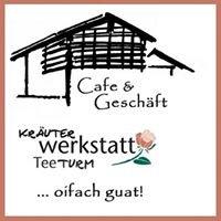Teeturm / Kräuterwerkstatt