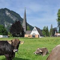 Evangelische Kirche Pfronten