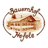 Bauernhof Hefele