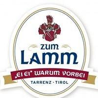 """Hotel zum Lamm """"Ei, Ei, - warum vorbei"""""""