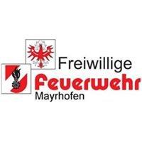 Freiwillige Feuerwehr Mayrhofen